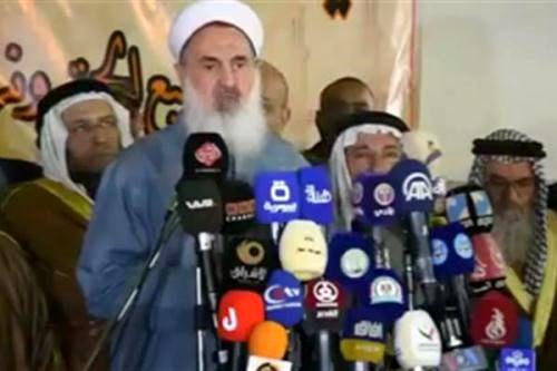 مفتی اهلسنت عراق: به شیعیان مباهات میکنیم