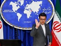 پاسخ توئیتری عباس موسوی به ادعای همتای آمریکایی خود