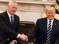 ترامپ و گانتز در کاخ سفید دیدار کردند