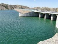 آب بزرگترین سد خراسان شمالی رها شد