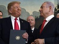 ترامپ: کارهایی که من برای اسرائیل کردهام، بیسابقه است