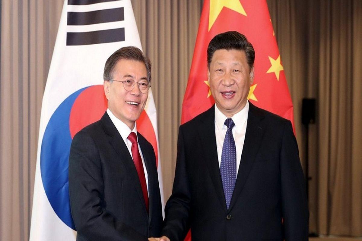 رئیس جمهوری چین به کره شمالی میرود