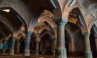 مسجد جامع تبریز +عکس
