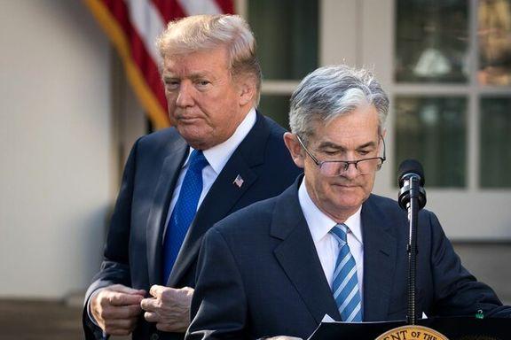 جنگ ترامپ و رئیس بانک مرکزی آمریکا به کنگره کشیده شد
