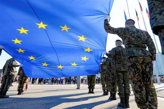 احتمال تشکیل ارتش اتحادیه اروپا قوت گرفت
