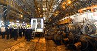 تامین پایدار مواد اولیه ، حق ذوب آهن اصفهان است