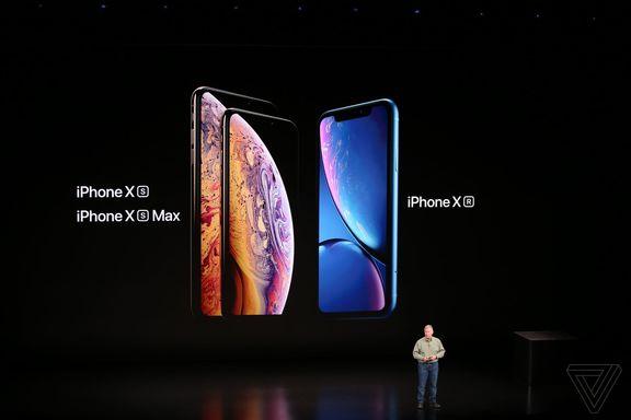 مشخصات فنی گوشیهای جدید آیفون