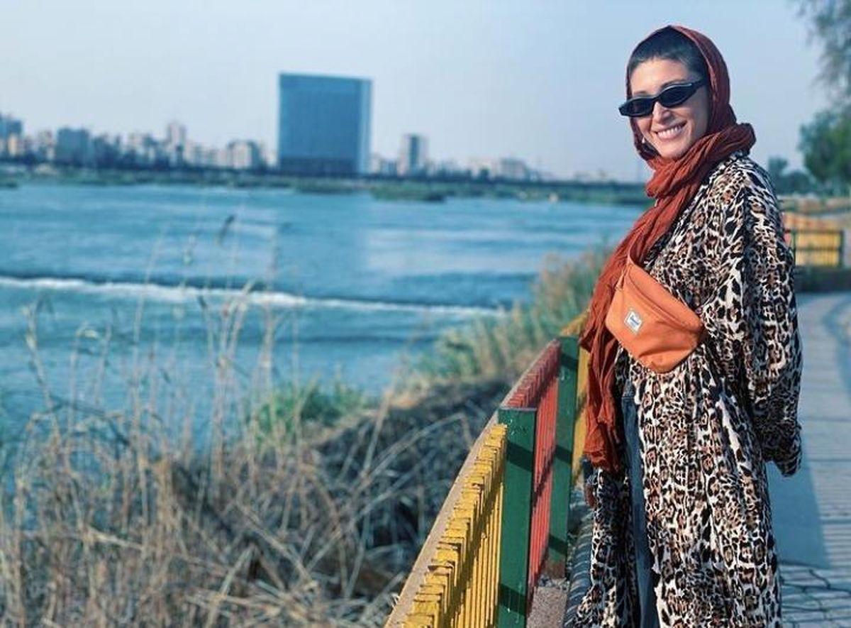 حال خوب  فرشته حسینی + عکس