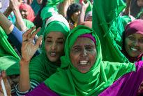 آمادهشدن مردم سومالی برای انتخابات ریاستجمهوری +تصاویر