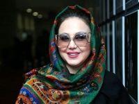بهنوش بختیاری در جمع سیل زدگان +عکس