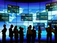 رشد شاخص  بورسهای جهانی