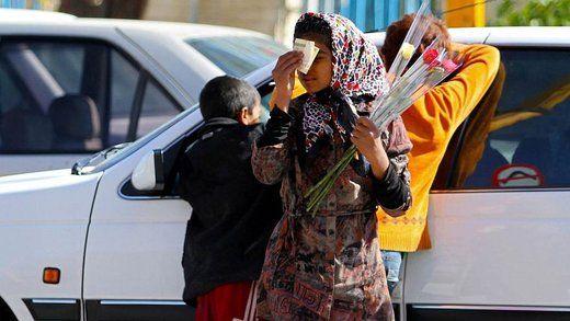 چند درصد متکدیان تهران، نیازمند واقعی هستند؟