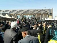 تردد زائران ایرانی اربعین به 3 میلیون نفر رسید