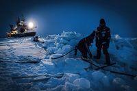 اینترنت پر سرعت به قطب شمال رسید!