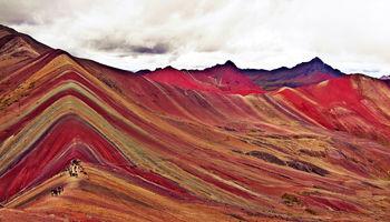 زیباترین مناظر کوهستانی جهان +تصاویر