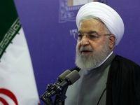 روحانی:دولت باید قدرت و اختیارات لازم را داشته باشد +فیلم