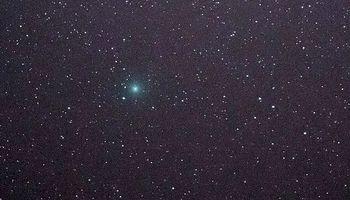 تصاویر بینظیر از دنبالهدار «کریسمس»