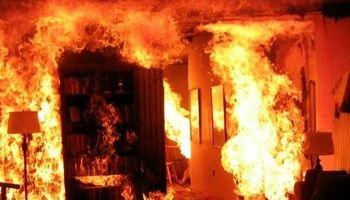 مردی که 150 جفت قناری را در آتش سوزاند
