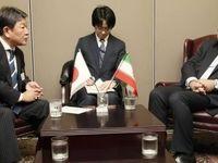 درخواست وزیر خارجه ژاپن از ظریف