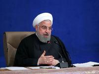 روحانی: برنامه خود را به اراده آمریکا پیوند نمیزنیم