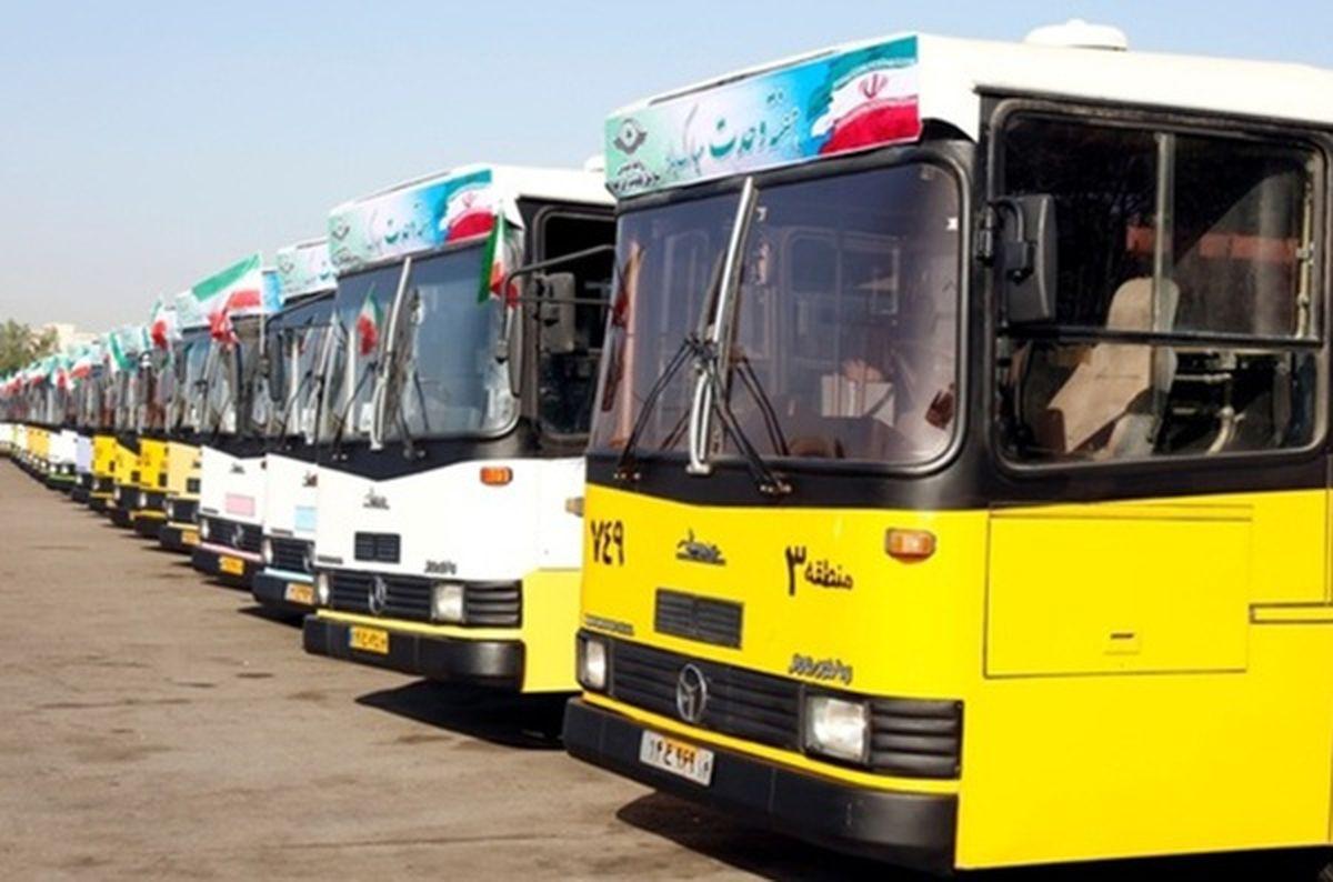 کرایه اتوبوس ۳۵درصد افزایش مییابد