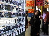 قیمت گوشی موبایل در هفته گذشته چقدر بالا رفت؟