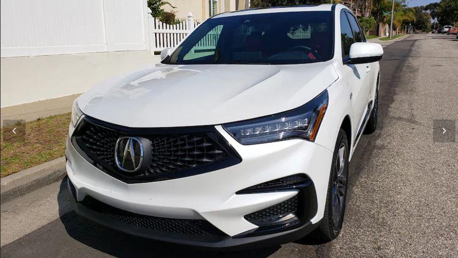 2020 Acura RDX SH-AWD A