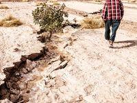 پایان آب در نصف ایران