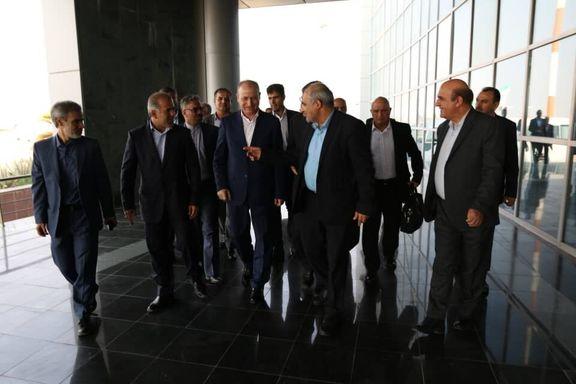 وزیر نفت و منابع معدنی سوریه از پایتخت انرژی ایران بازدید میکند