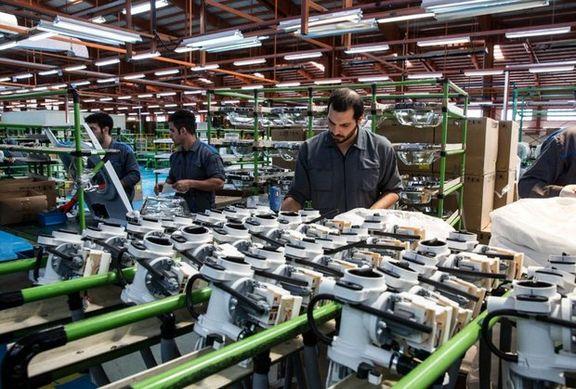 189 هزار میلیارد ریال؛ تزریق سرمایه به سیستم تولید