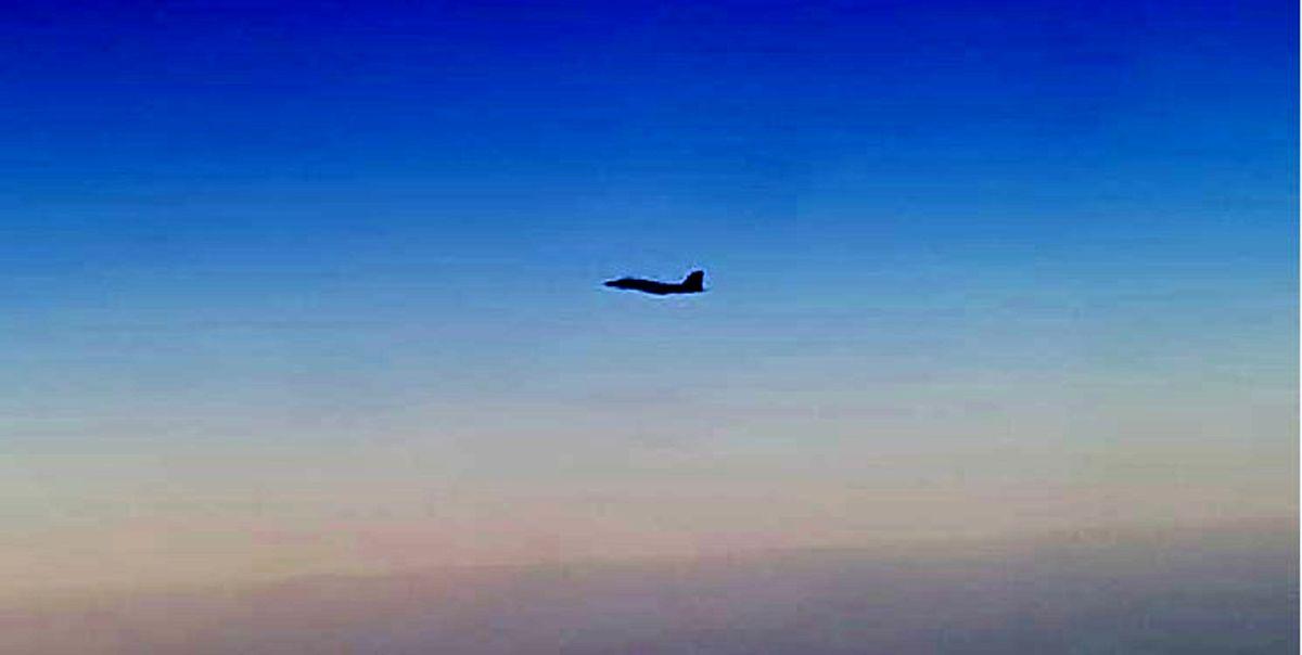 حمله جنگندههای متخاصم به هواپیمای ایرانی +جزییات