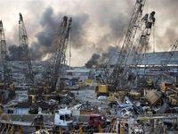 انفجار بندر بیروت، لبنان را به ورشکستگی میکشاند؟