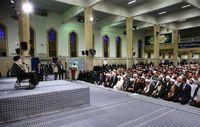 لزوم مبارزه برای تداوم و حفظ انقلاب/ تا تشکیل دولت و جامعه اسلامی فاصله زیادی وجود دارد
