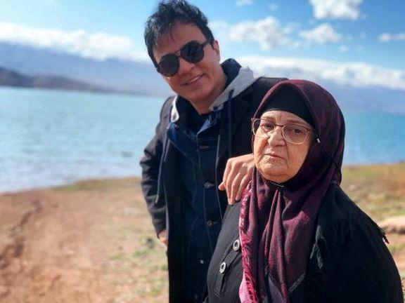 بازیگران ایرانی در کنار مادرشان +عکس