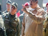 ونزوئلا برای حمله احتمالی آمریکا آماده میشود