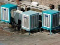 مهار کولرهای برقخوار