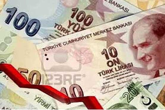 سقوط آزاد پول ترکیه به خاطر یک توییت