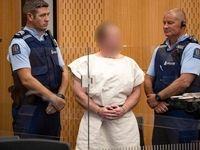 دادگاه تروریست حادثه نیوزیلند +تصاویر