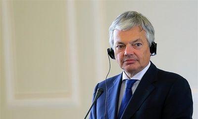 وزیر خارجه بلژیک: دیدار مفیدی با ظریف داشتیم