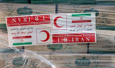 کمک هلال احمر به مسلمانان میانمار