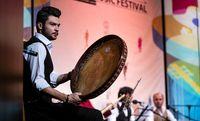 پنجمین شب از جشنواره موسیقی فجر +تصاویر