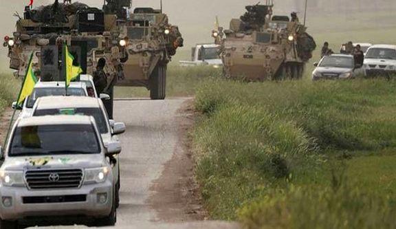آمریکا 500کامیون سلاح به تروریست های سوریه ارسال کرد