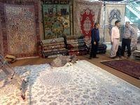 رشد صادرات فرش دستباف ایران در چهار ماهه امسال