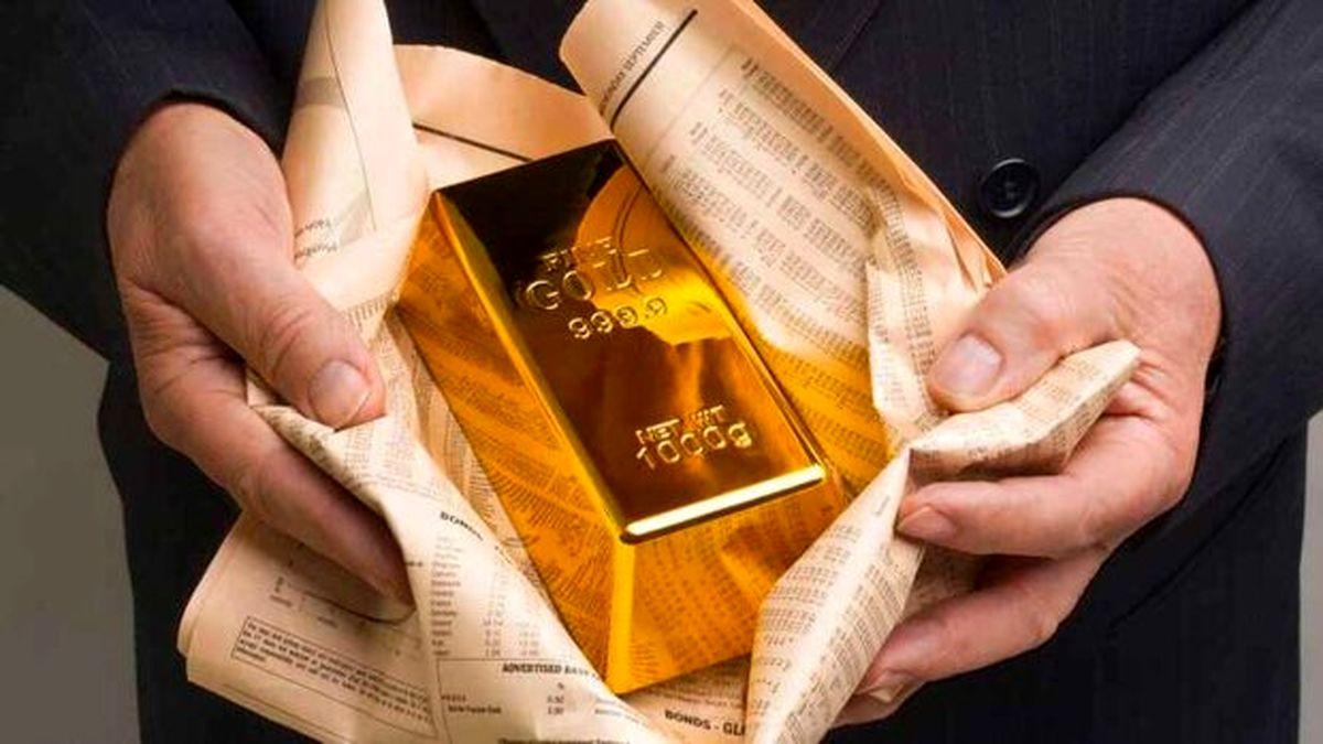فاصله گرفتن طلا از کانال ۱۷۰۰دلاری/ تاثیر پیشبینیهای اقتصادی بر افزایش قیمت فلزات گرانبها