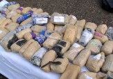 کشف بیش از یک تن حشیش و هروئین در اسلامشهر