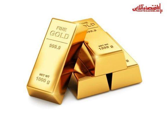 هر اونس طلا ۱۵۵۷ دلار شد
