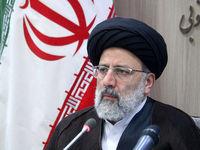 ابراهیم رییسی: مردم رایشان به مقاومت است نه مذاکره