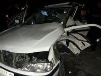 تصادف جادهای یک کشته و هشت مصدوم برجا گذاشت