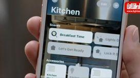 خانه هوشمند با اپل +فیلم