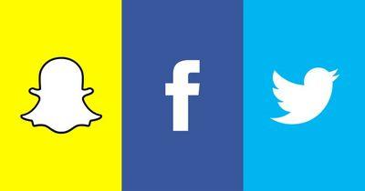 توییتر و اسنپچت از فیسبوک سبقت گرفتند